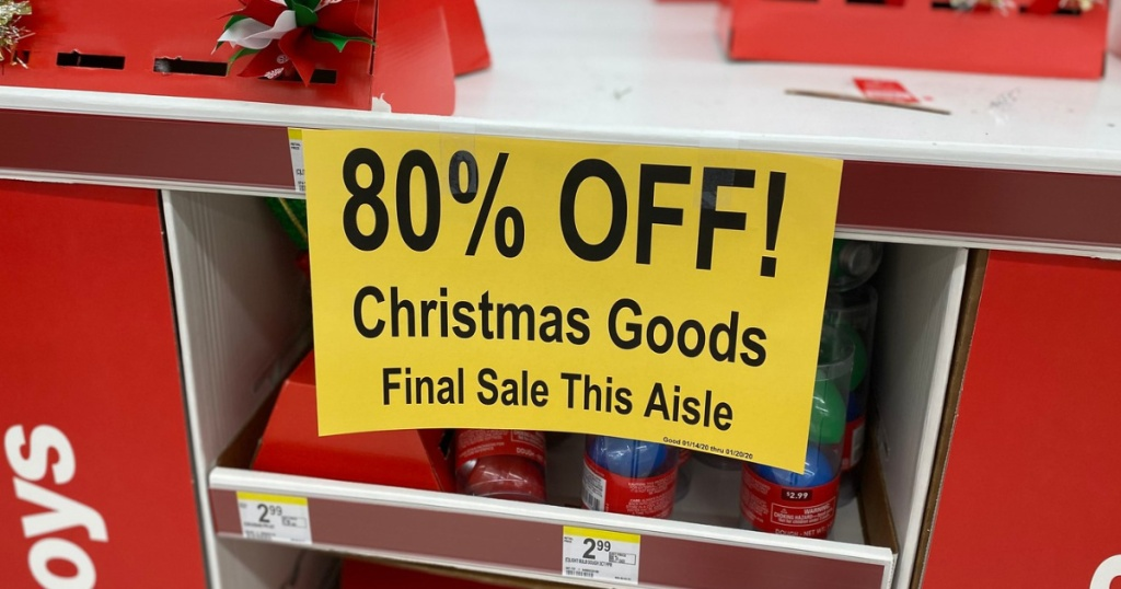80 Off Christmas Clearance At Walgreens Ornaments Decor More Hip2save