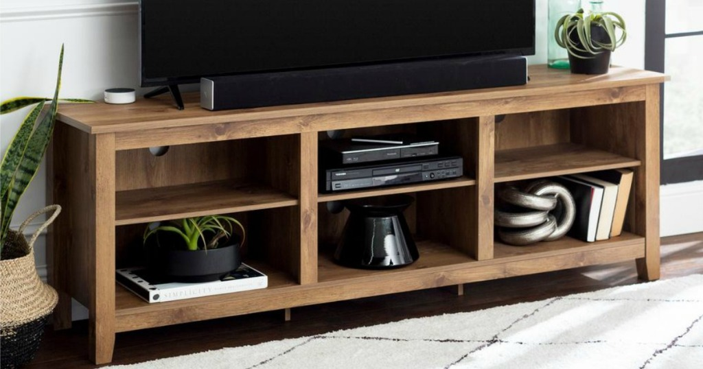 Walker Edison Furniture TV Stand from Home Depot