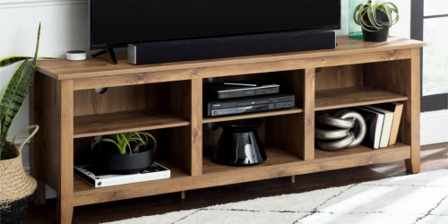 Up to 55% Off Entertainment Stands at Home Depot