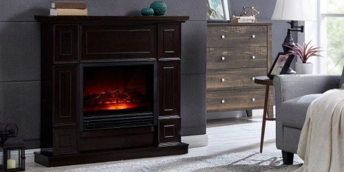 Bold Flame Electric Fireplace Only $99 Shipped at Walmart (Regularly $230)