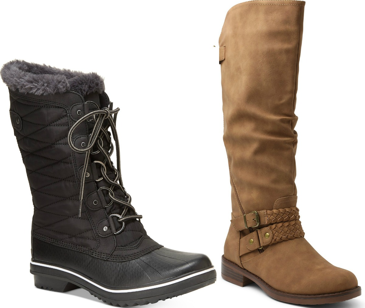 Up to 90% Off Winter Outerwear, Boots