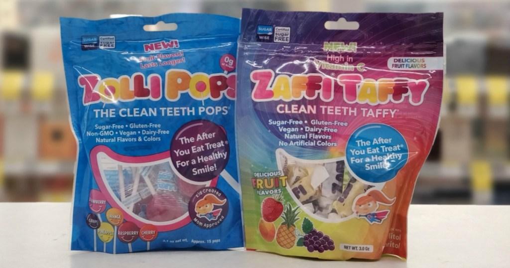 ZolliPops and ZolliTaffy Bags