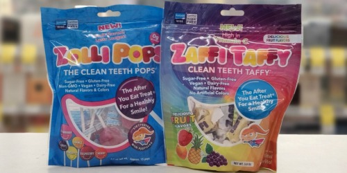 ZolliPops & ZaffiTaffy Bags Only $1.50 Each at Walgreens (Regularly $5)
