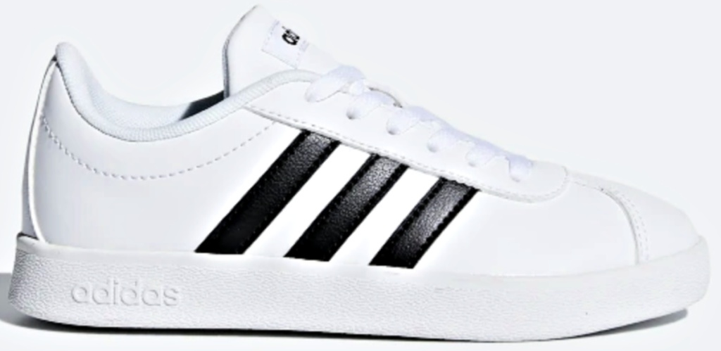 adidas Kids' Originals VL Court 2.0 Shoes