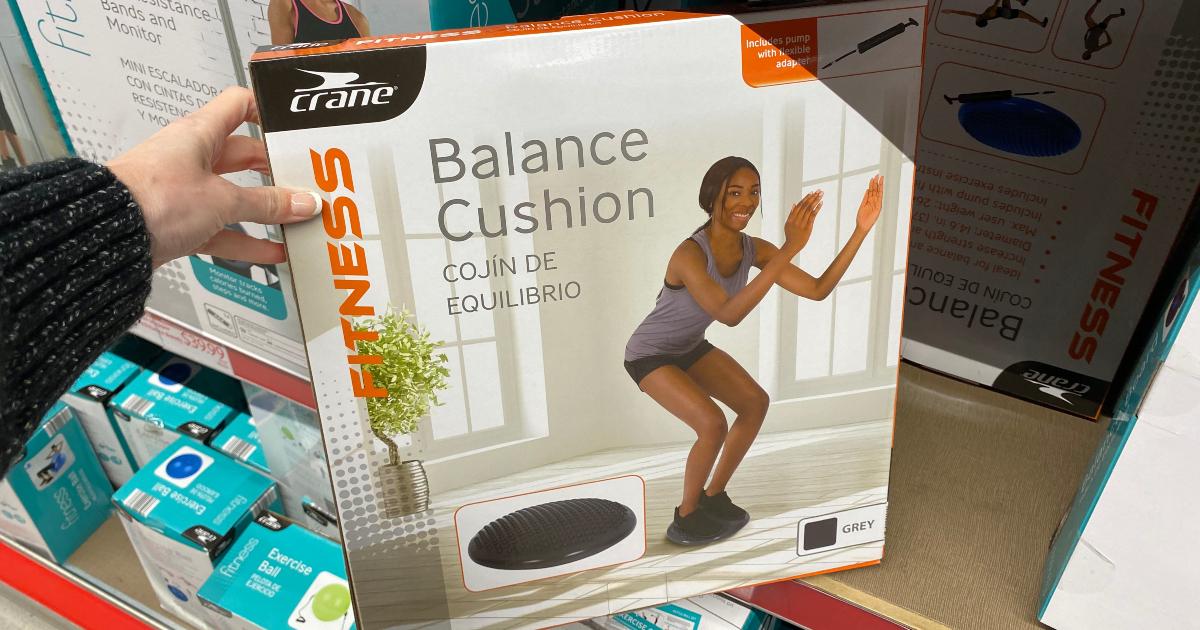 balance cushion at ALDI