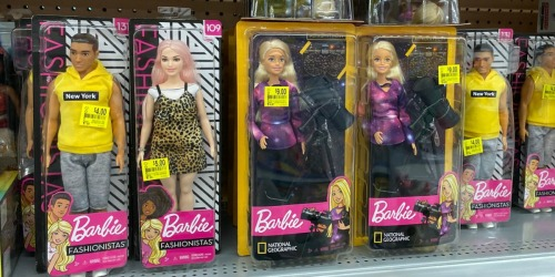 Up to 85% Off Barbie Toys at Walmart
