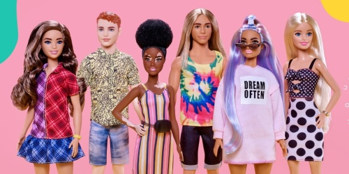 Barbie Expands its Fashionista Line With the Release of Inclusive New Dolls