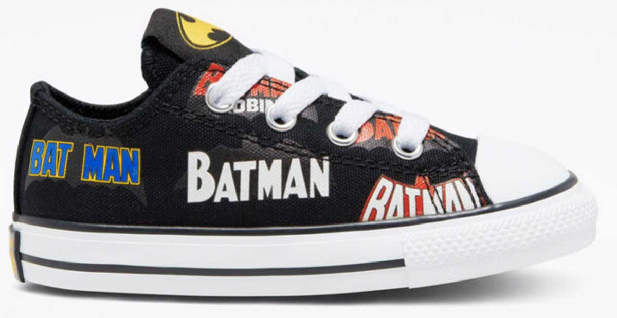Converse Batman Sneakers as Low as $17