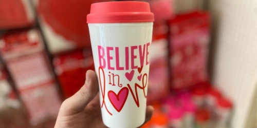New Valentine's Day Items at Dollar Tree | Coffee Mugs, Decor, Gifts &  More