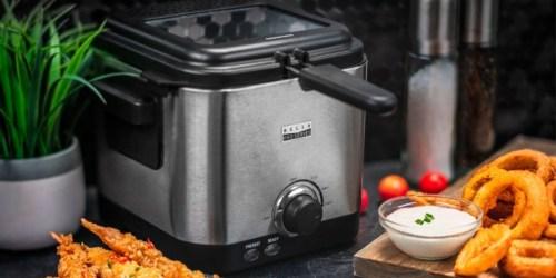 Bella Pro Series 1.6-Quart Deep Fryer Just $17.99 on Best Buy (Regularly $30)