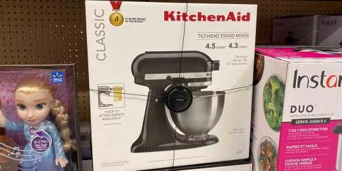 KitchenAid Mixer Possibly $140 at Walmart (Regularly $259) + More Clearance Deals