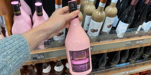 Connellys Strawberry Country Cream Liqueur – Only $8.99 at ALDI