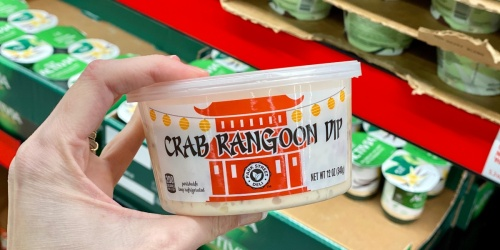 This Week's ALDI Finds Include Crab Rangoon Dip for Only $3.29