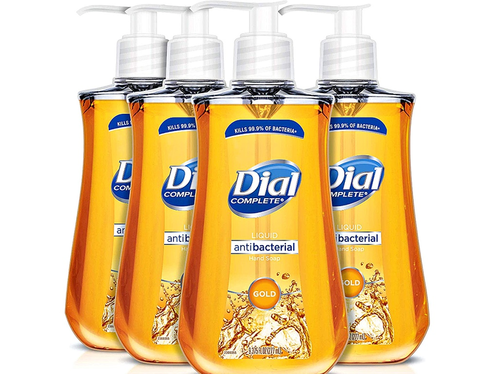 dial gold hand soap 4-pack
