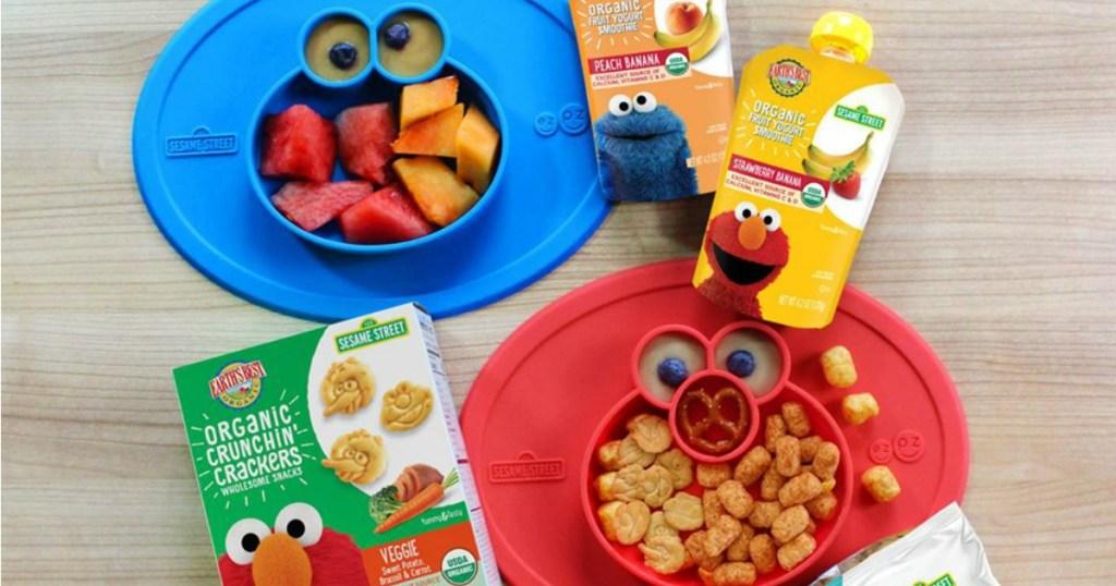 ezpz Sesame Street Mats