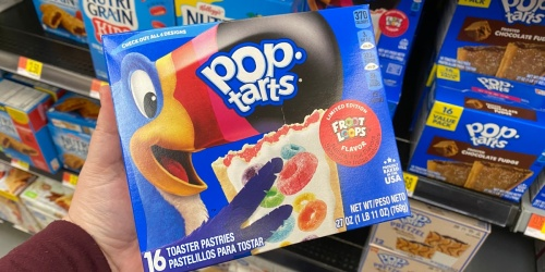 New Froot Loops Pop-Tarts Are Now Available at Walmart