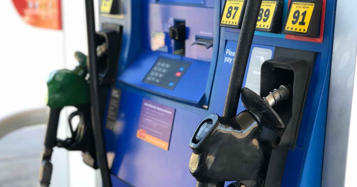 gasoline-pump