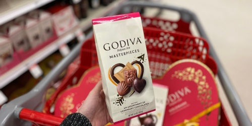 New $1/1 GODIVA Bag or Gift Box Coupon | Print Now for Valentine's Day