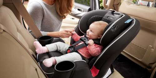 Graco TrioGrow Car Seat Only $179 Shipped at Walmart (Regularly $240) | Great Reviews