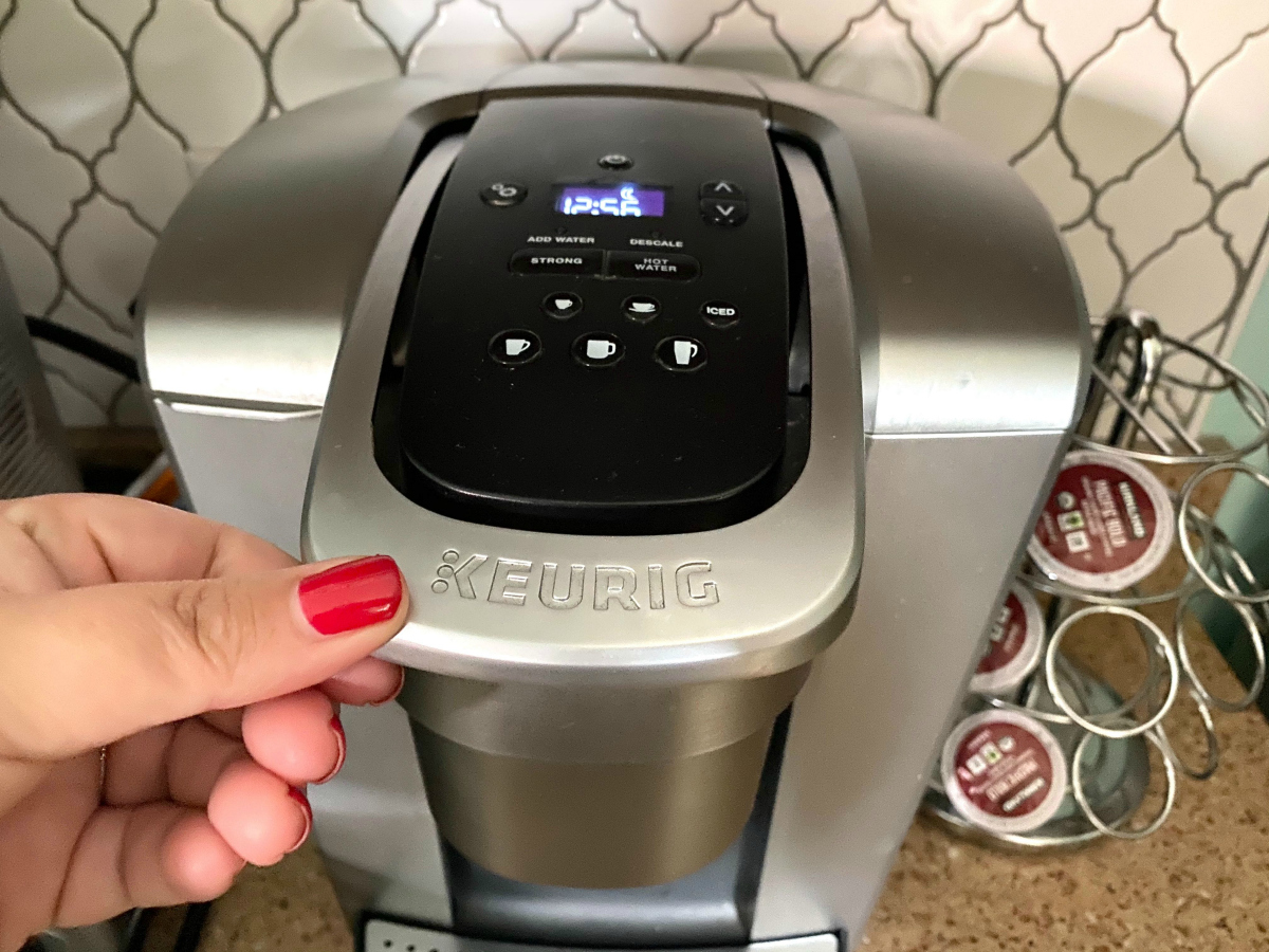 How To Put Water In A Keurig Mycoffeepot Org