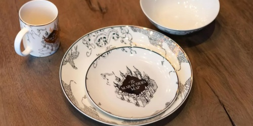 These Harry Potter Dish Sets Will Bring a Little Magic to Any Table