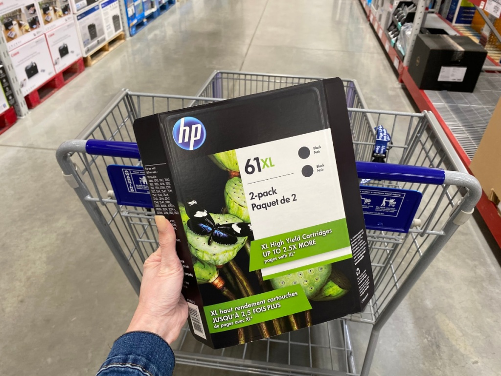 HP Toner at Sam's Club