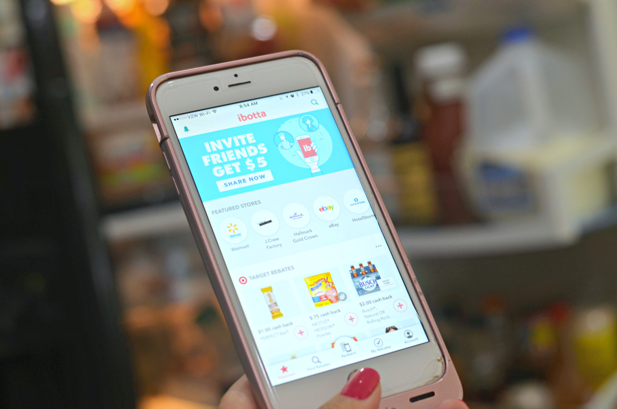 ibotta app on phone