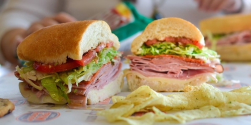 FREE Delivery on $10+ Orders at Jersey Mike's