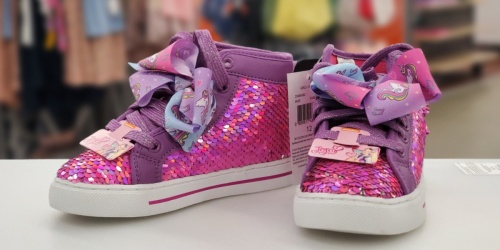 JoJo Siwa Shoes as Low as $14.49 at Walmart.com (Regularly $30)