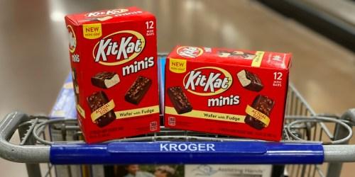 Kit Kat Minis Ice Cream Bars Are the Perfect 100 Calorie Treat