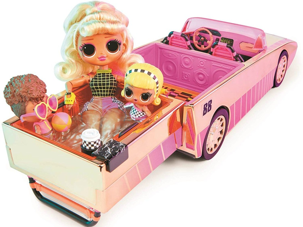 l.O.L. Surprise doll in Coupe-2