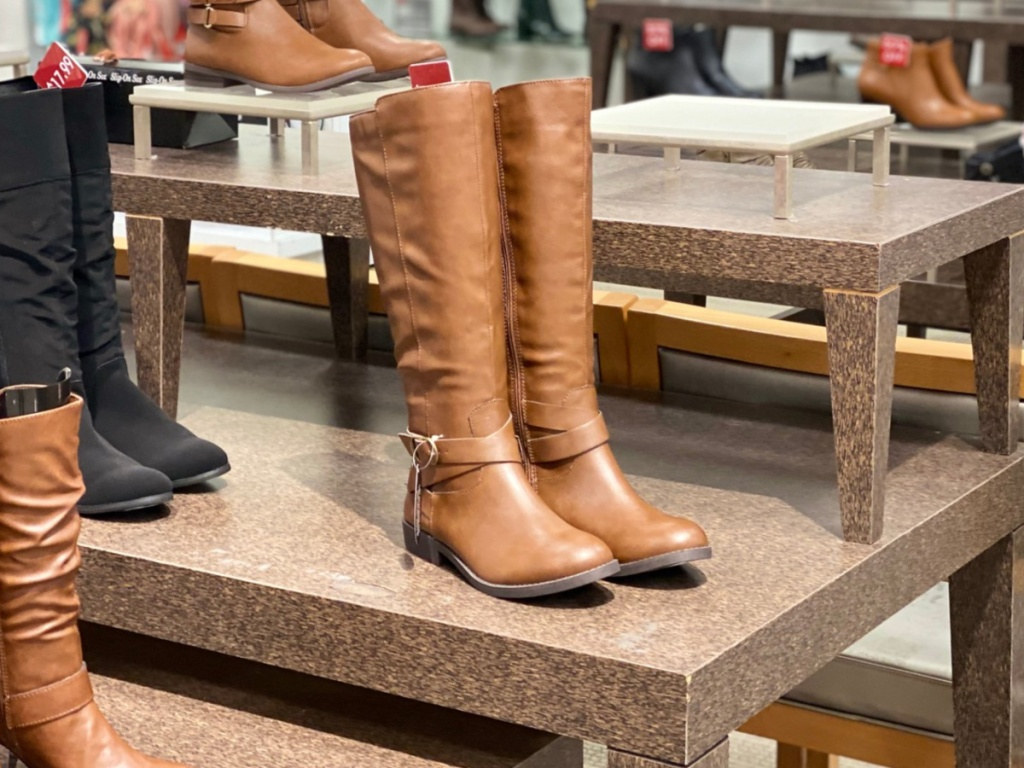 Style and Co Boots at Macy's