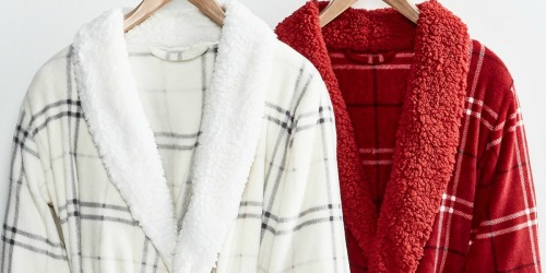 Martha Stewart Collection Robes Only $14.99 at Macy's (Regularly $60)