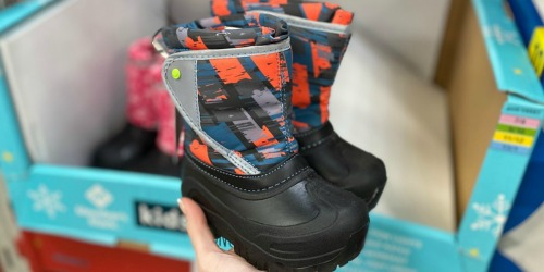 Up to 65% Off Apparel for the Family at Sam's Club   Snow Boots, Sleepwear & More