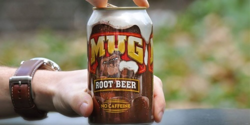 Mug Root Beer 18-Pack Only $4.28 Shipped or Less on Amazon | Just 23¢ Per Can