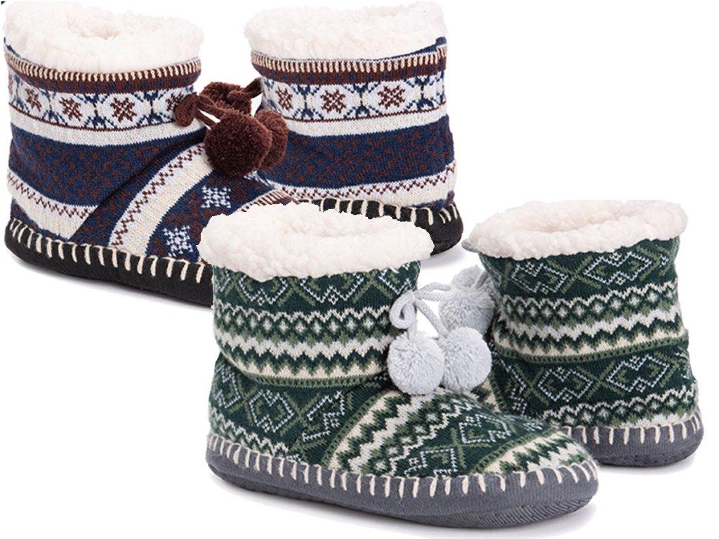 stock images of Muk Luks Women's Slipper Boots