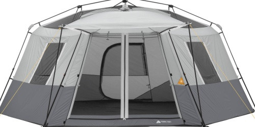 Ozark Trail 11-Person 17'x15′ Instant Cabin Tent Just $105 Shipped at Walmart (Regularly $199)