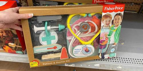 Fisher-Price Playsets as Low as $10 at Walmart | Doctor Kit, Cake Pop Shop & More