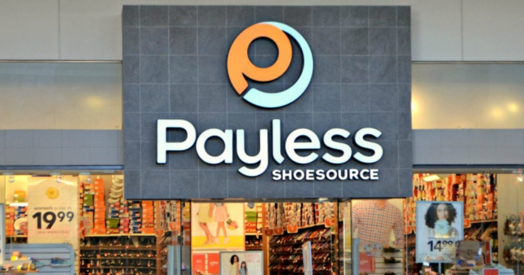 Payless ShoeSource Storefront