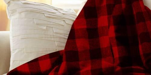 Sunbeam Heated Throw Blanket Only $12.96 on Walmart.com (Regularly $35)