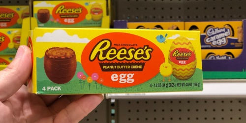 Reese's Peanut Butter Creme Eggs Already Spotted at Select Target Locations