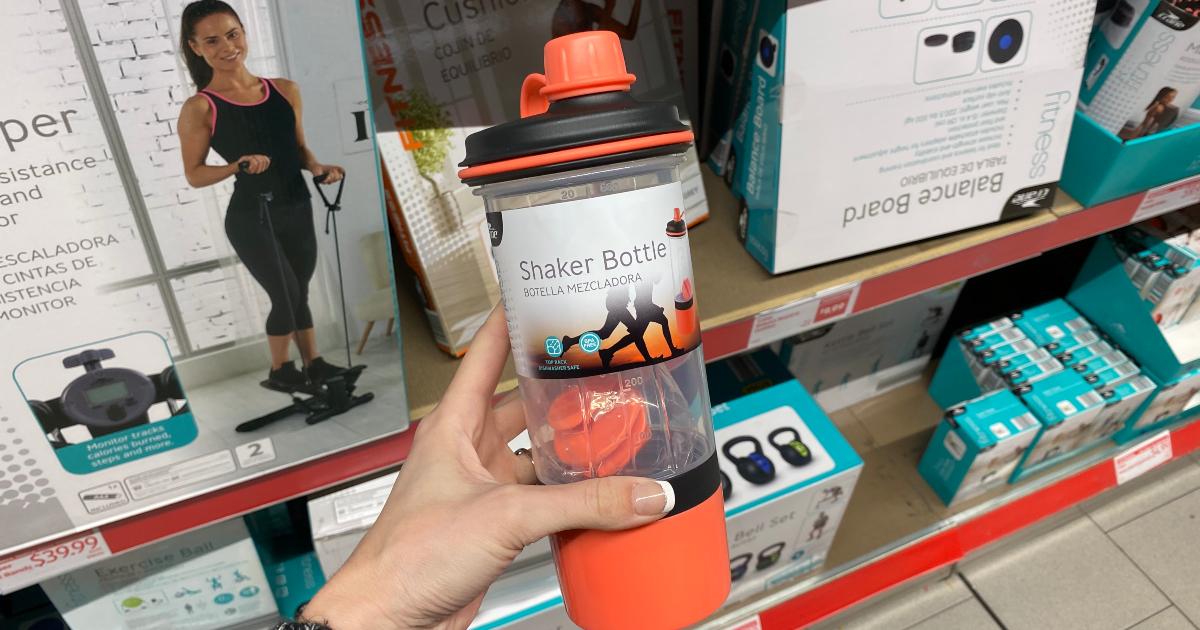shaker bottle at ALDI