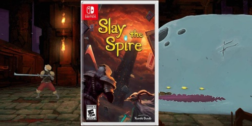 Slay the Spire Nintendo Switch Video Game Just $19.99 at GameStop (Regularly $40)
