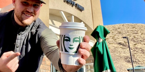 FREE Starbucks Coffee for Military & Spouses on November 11th