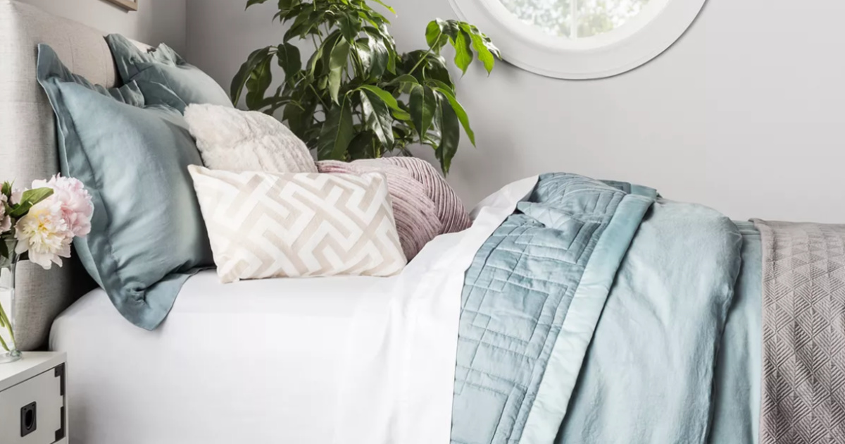 Up To 25 Off Bedding Bath Items At Target Com Hip2save