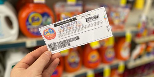 *HOT* Print This $3 /1 Tide Power PODS Coupon While You Can