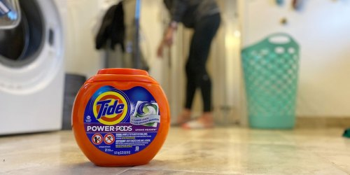 Spend $50 on P&G Items & Score Free $15 Visa Gift Card (Tide, Bounty, Charmin & More)