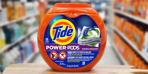 New Tide PODS Printable Coupons (Save Up to $3)