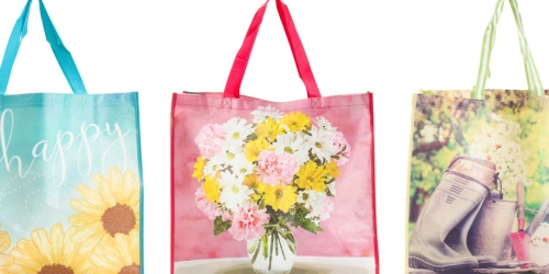 Free Shipping on All TJMaxx Orders = Reusable Bags as Low as 99¢ Shipped