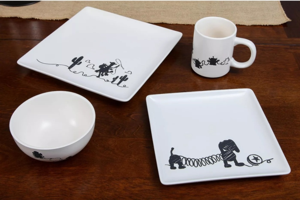Toy Story dishes